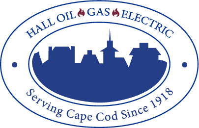 Hall Oil logo