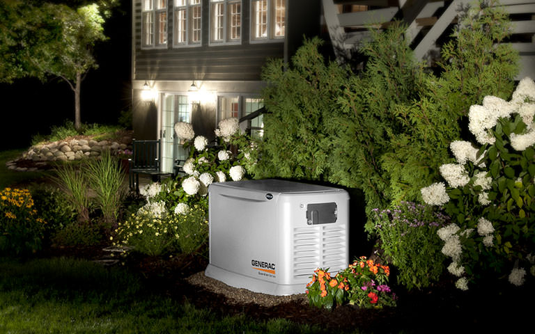 home automatic standby generator